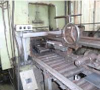 重ね板バネの製造ライン